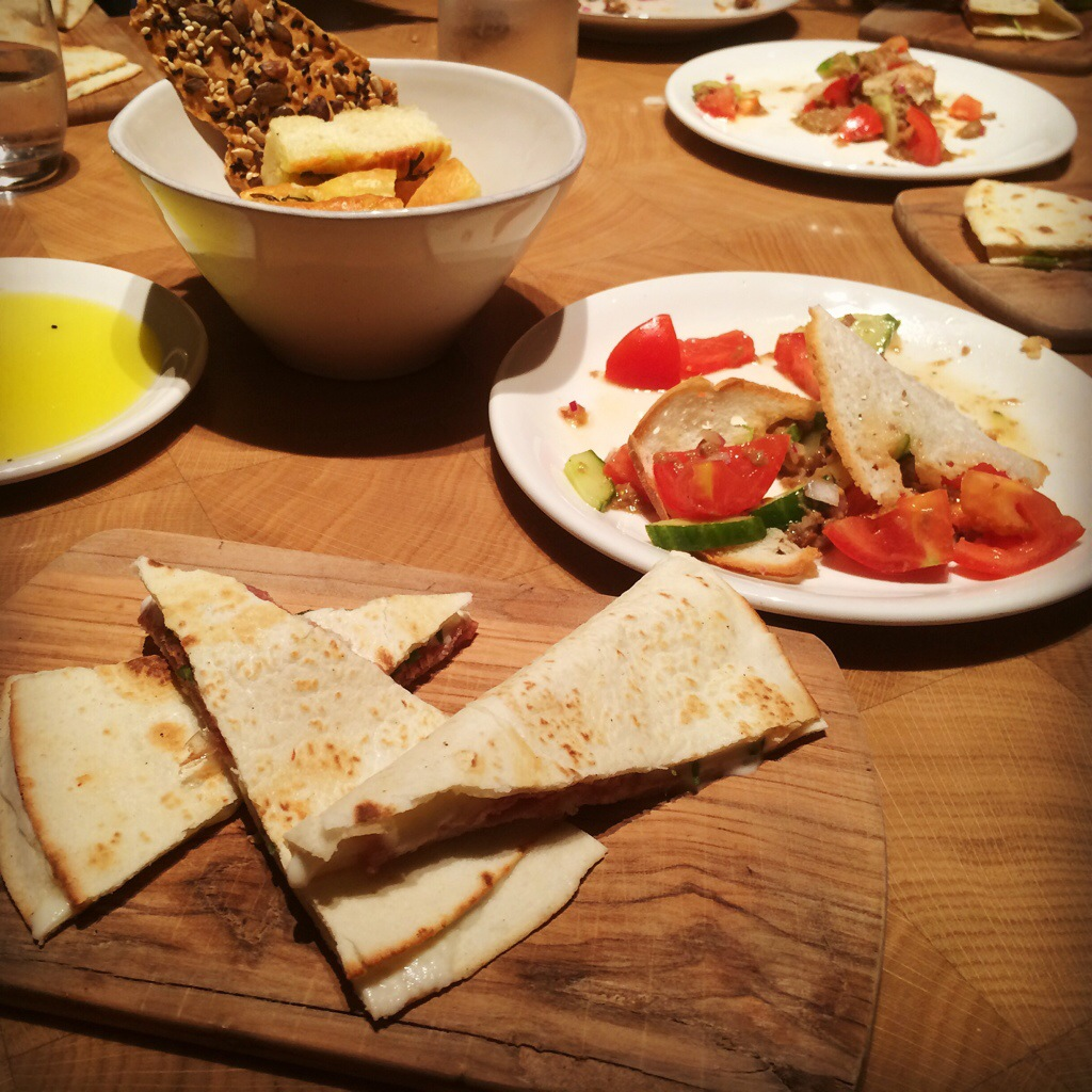 Kitchen Impossible 31 07: The Lion Kitchen Piadina Alla 5&33